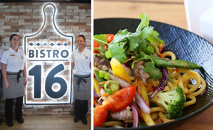 Bistro 16 at Tweed Heads Bowls Club