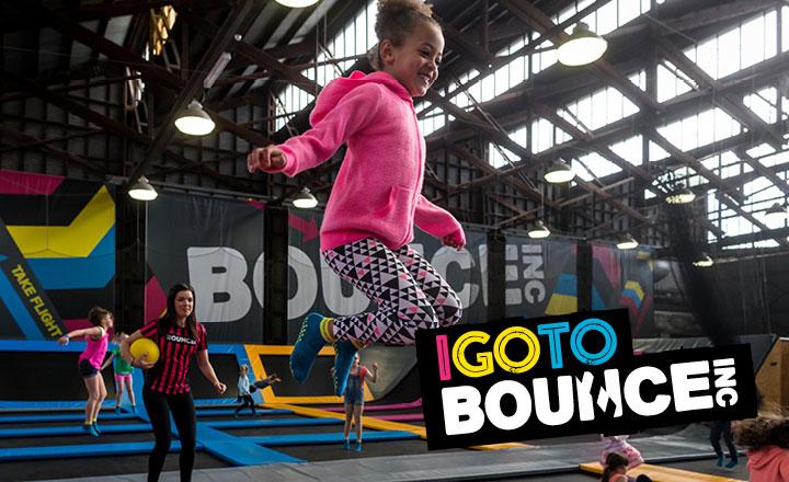 Bounce Indoor Trampoline Park Gold Coast