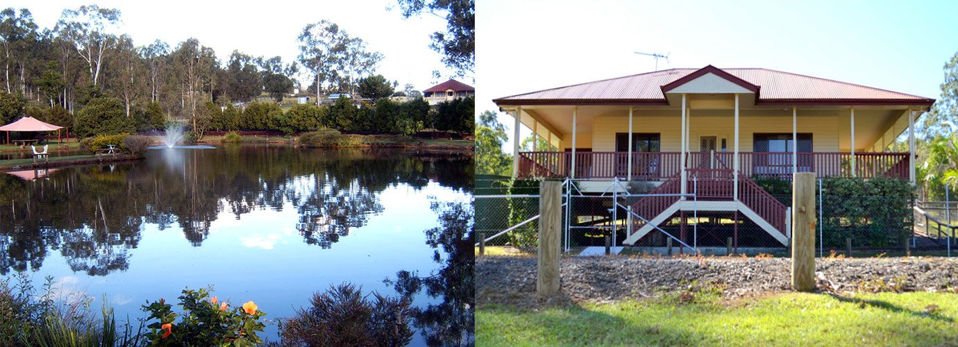 EcoPark Farm Stay Lodge & Cabin Accommodation