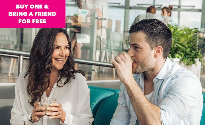 Bring a Friend for Free at SkyPoint Observation Deck
