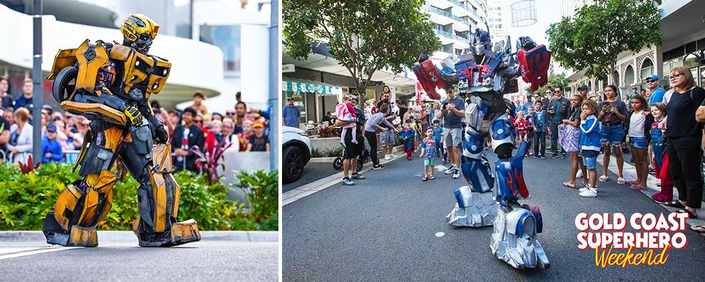 Gold Coast Superhero Weekend in Broadbeach