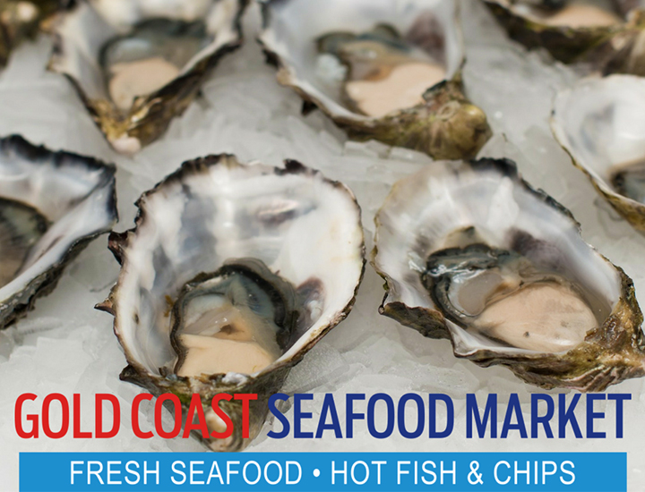 Gold Coast Seafood Markets & Mariners Fish and Chips