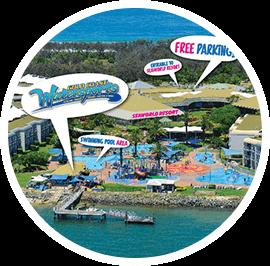 Gold Coast Watersport at Sea World Resort
