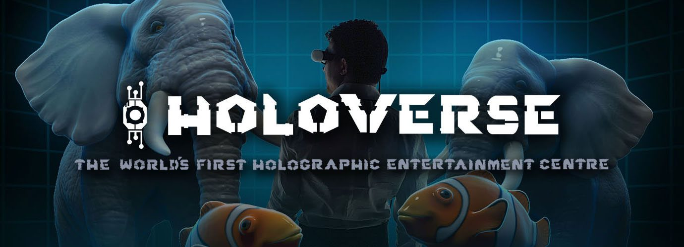 Holoverse: Holographic Entertainment Centre