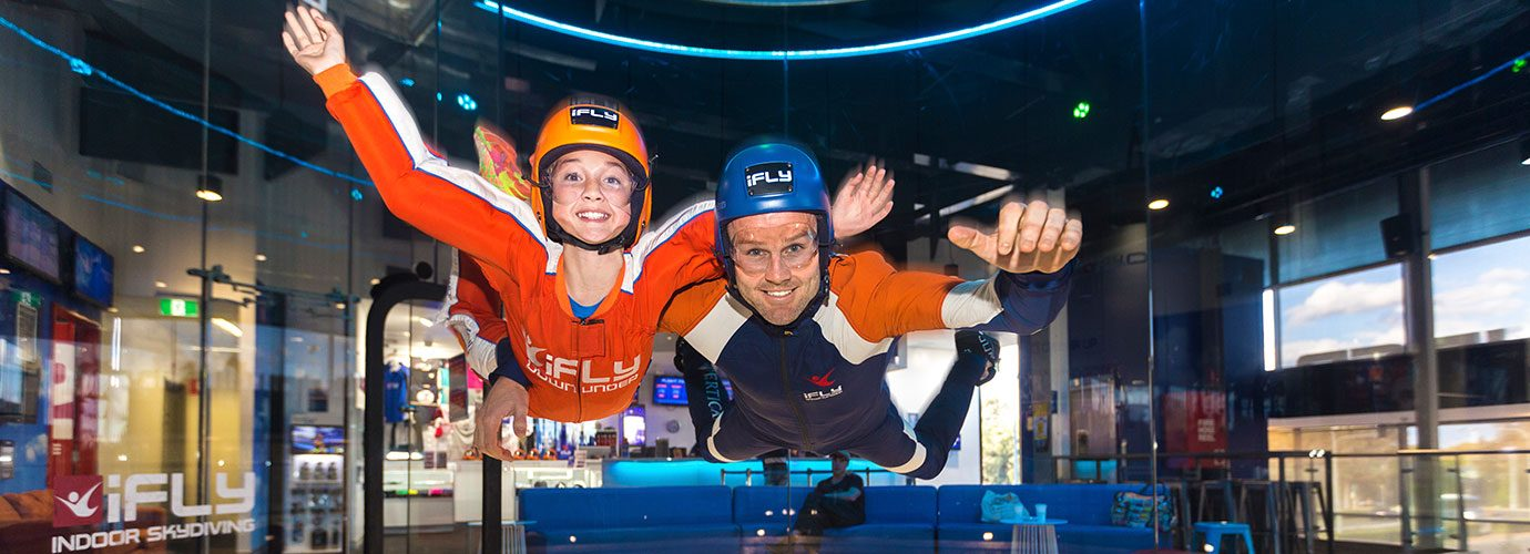 iFLY Indoor Skydiving Gold Coast