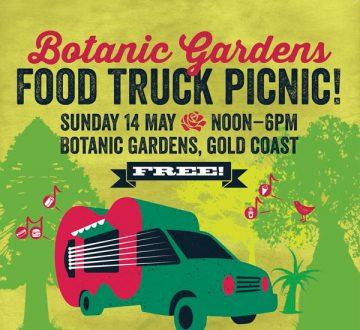 Gold Coast Botanic Gardens Food Truck Picnic