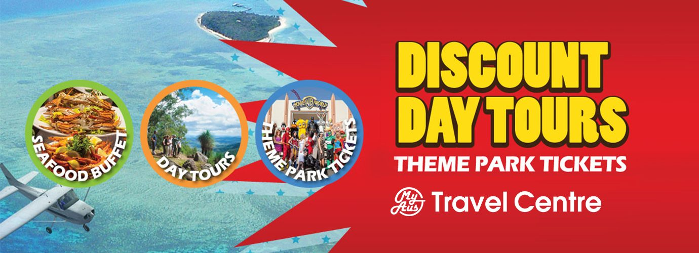 Theme Park Tickets & Discount Day Tours