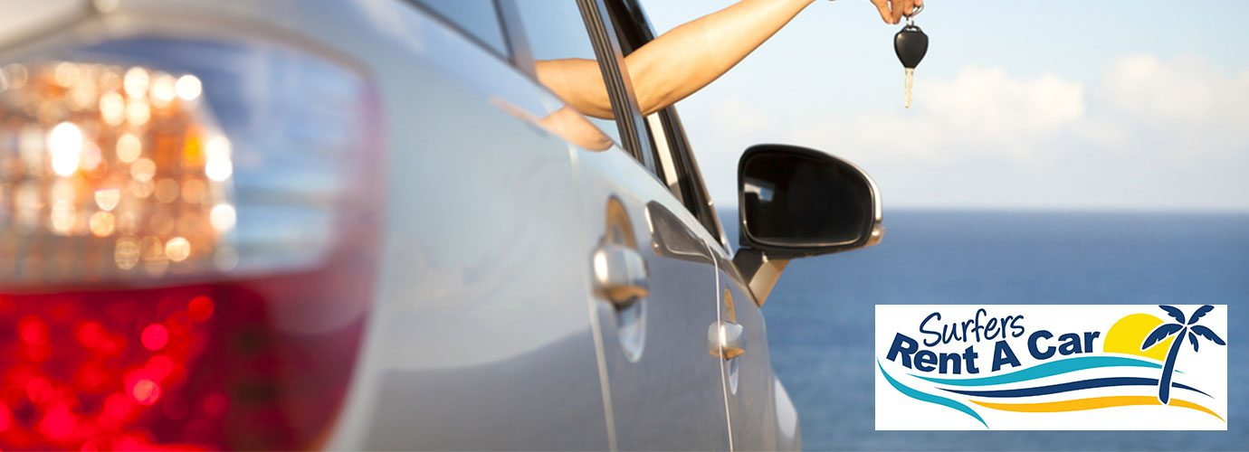 Surfers Rent A Car