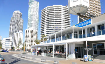 Image of the Surfers Paradise Surf Life Saving Club