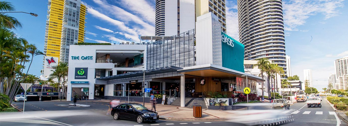 Broadbeach Dining at The Oasis