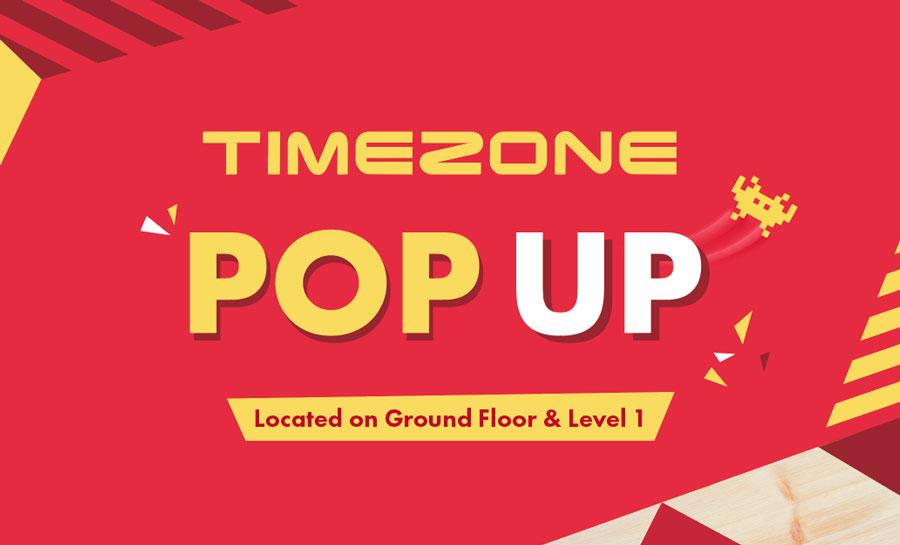 Timezone Pop Up