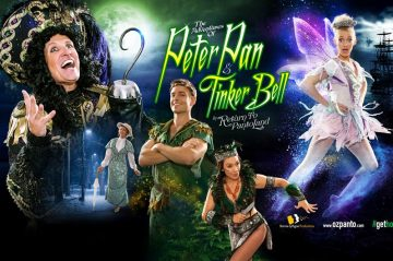 The Adventures of Peter Pan and TinkerBell in Return to Pantoland